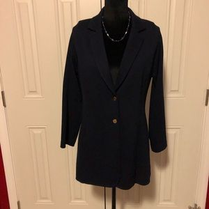 St. John Collection Santana knit blazer/jacket